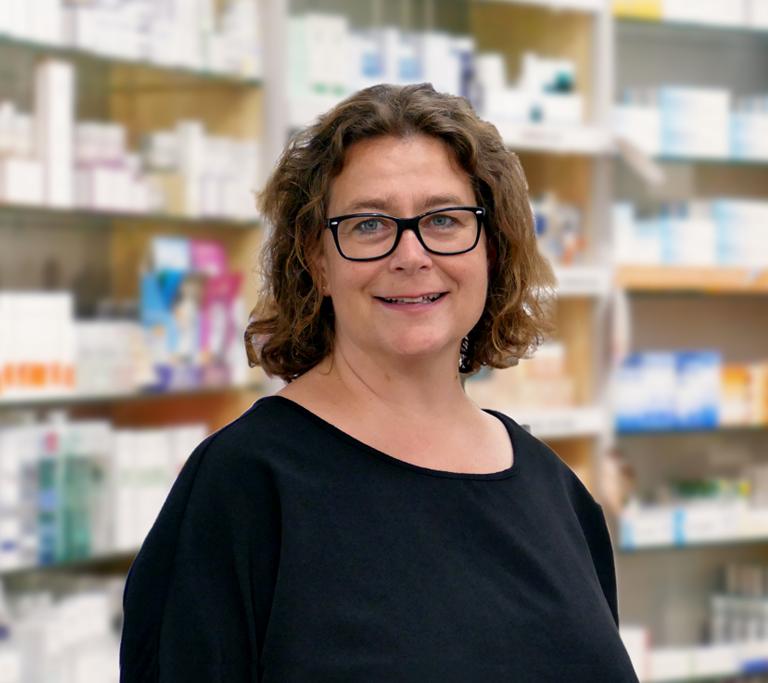 Karin Kocheisen - (Jura Apotheke Dulliken)